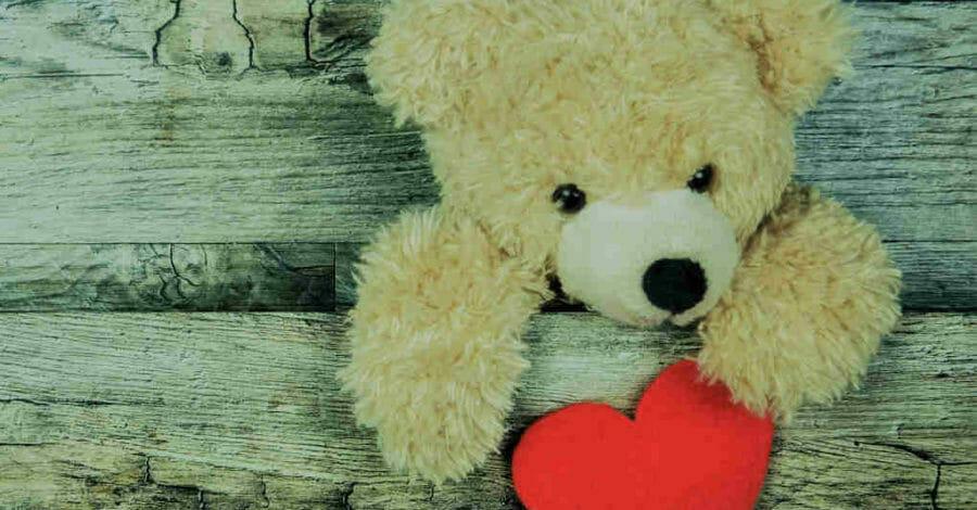 ours en peluche qui représente un besoin d'empathie